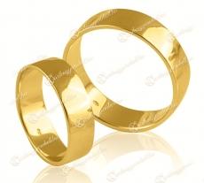 B-199 Arany karikagyűrű, jegygyűrű