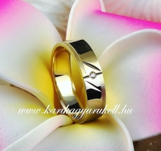 B-120 Arany karikagyűrű, jegygyűrű