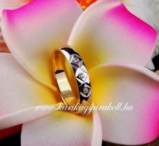 B-139 Arany karikagyűrű, jegygyűrű