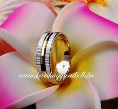 B-006 Arany karikagyűrű, jegygyűrű