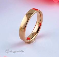 B-197/Vörös Arany karikagyűrű, jegygyűrű