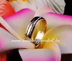 B-017 Arany karikagyűrű, jegygyűrű