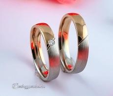 LK-211 Arany karikagyűrű, jegygyűrű