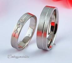 LK-212 Arany karikagyűrű, jegygyűrű