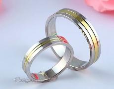 LK-213 Arany karikagyűrű, jegygyűrű