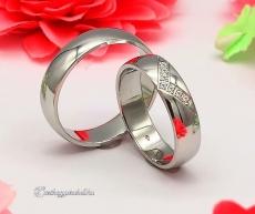 LK-218 Arany karikagyűrű, jegygyűrű