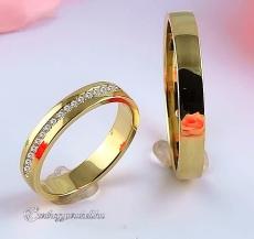 LK-225 Arany karikagyűrű, jegygyűrű