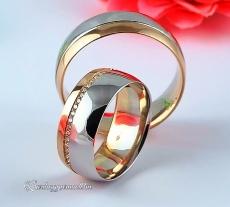LK-231 Arany karikagyűrű, jegygyűrű
