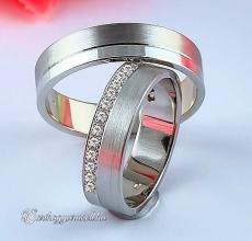 LK-233 Arany karikagyűrű, jegygyűrű