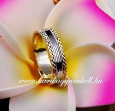 B-036 Arany karikagyűrű, jegygyűrű