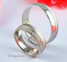 LK-237 Arany karikagyűrű, jegygyűrű