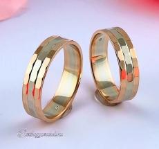 LK-241 Arany karikagyűrű, jegygyűrű