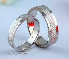 LK-249 Arany karikagyűrű, jegygyűrű