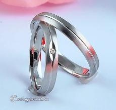 LK-252 Arany karikagyűrű, jegygyűrű