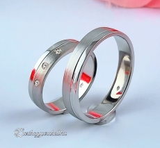 LK-253 Arany karikagyűrű, jegygyűrű