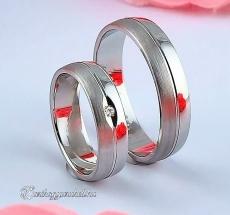 LK-254 Arany karikagyűrű, jegygyűrű