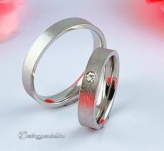 LK-255 Arany karikagyűrű, jegygyűrű