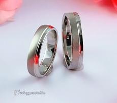 LK-263 Arany karikagyűrű, jegygyűrű
