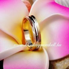 B-039 Arany karikagyűrű, jegygyűrű