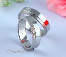 LK-269 Arany karikagyűrű, jegygyűrű