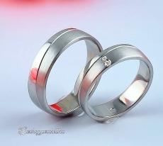 LK-271 Arany karikagyűrű, jegygyűrű
