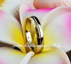 B-044 Arany karikagyűrű, jegygyűrű