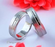 LK-282 Arany karikagyűrű, jegygyűrű