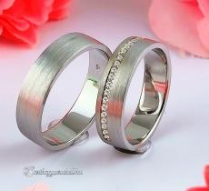 LK-284 Arany karikagyűrű, jegygyűrű