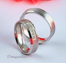 LK-287 Arany karikagyűrű, jegygyűrű