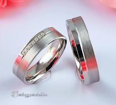 LK-288 Arany karikagyűrű, jegygyűrű