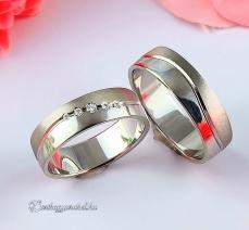 LK-290 Arany karikagyűrű, jegygyűrű