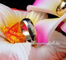 B-048 Arany karikagyűrű, jegygyűrű