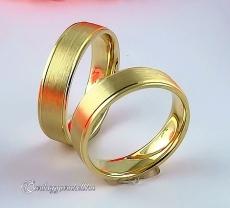 LK-300 Arany karikagyűrű, jegygyűrű