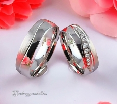 LK-312 Arany karikagyűrű, jegygyűrű