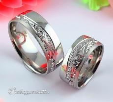 LK-321 Arany karikagyűrű, jegygyűrű
