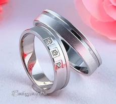 LK-323 Arany karikagyűrű, jegygyűrű