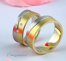 LK-333 Arany karikagyűrű, jegygyűrű