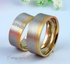 LK-361 Arany karikagyűrű, jegygyűrű