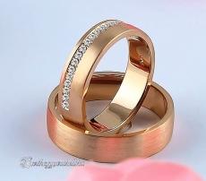 LK-362 Arany karikagyűrű, jegygyűrű