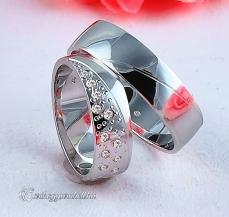 LK-372 Arany karikagyűrű, jegygyűrű