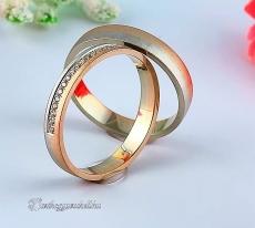 LK-381 Arany karikagyűrű, jegygyűrű