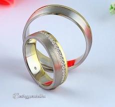 LK-386 Arany karikagyűrű, jegygyűrű