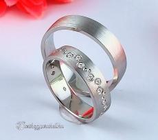 LK-388 Arany karikagyűrű, jegygyűrű