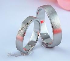 LK-389 Arany karikagyűrű, jegygyűrű