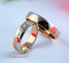 LK-401 Arany karikagyűrű, jegygyűrű