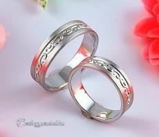 LK-407 Arany karikagyűrű, jegygyűrű