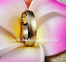 B-086 Arany karikagyűrű, jegygyűrű