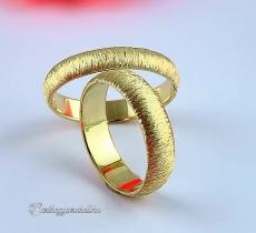 LK-419 Arany karikagyűrű, jegygyűrű