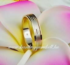 B-087 Arany karikagyűrű, jegygyűrű