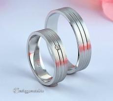 LK-432 Arany karikagyűrű, jegygyűrű